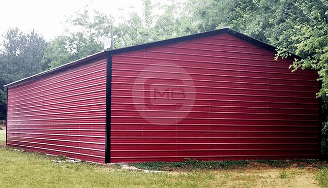 30 x 61 Steel Garage