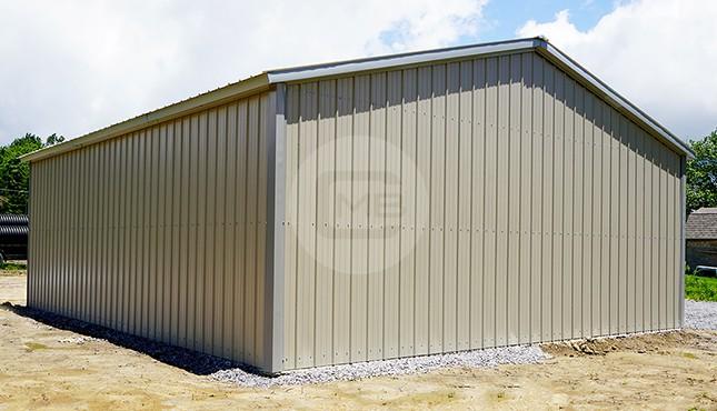 26×31 Steel Garage