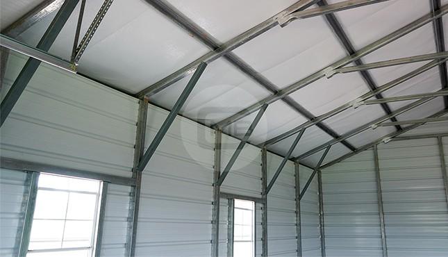 26×36 Steel Garage