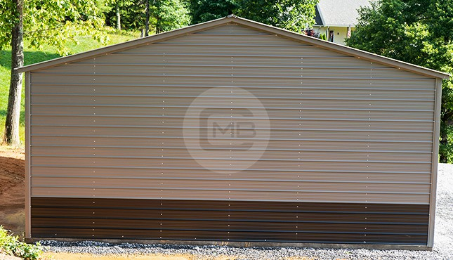 30×41 Metal Garage