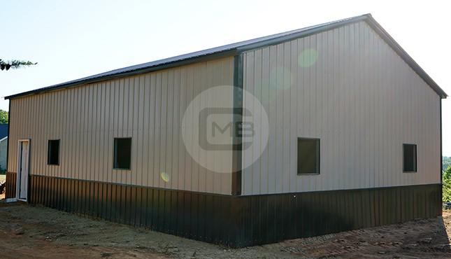 30×41 Steel Garage