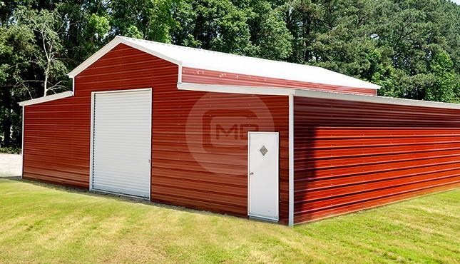 42×36 Metal Barn