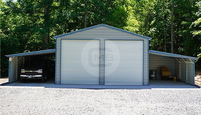 48×36 Metal Barn