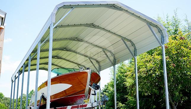 12×31 Regular Boat Carport