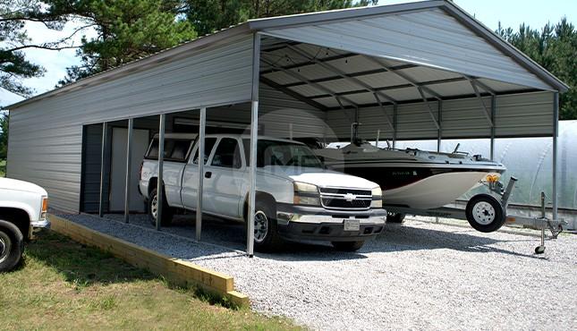 24x56 Utility Carport
