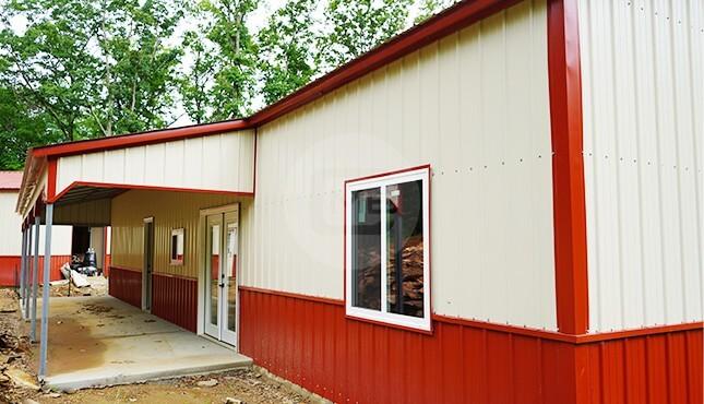 30×56 Garage Building