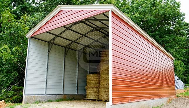 20×41 Steel Carport