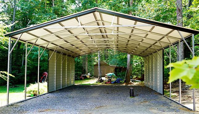 28×41 Steel Carport