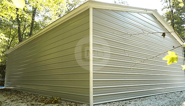 26×36 Side Entry Garage