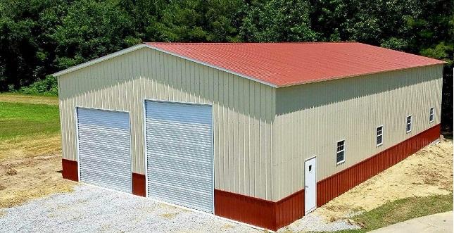 50x80 Metal Building