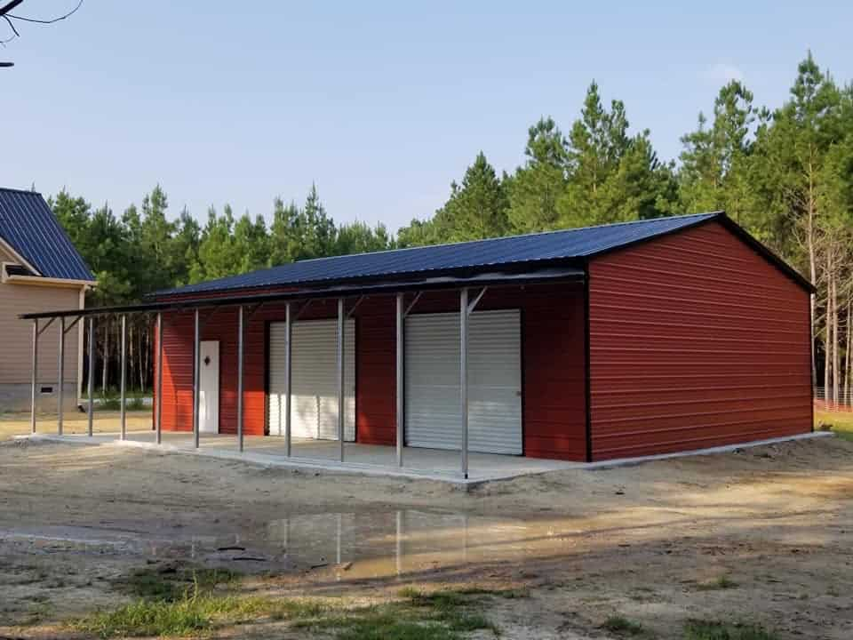 Installing Your Lean-to Building
