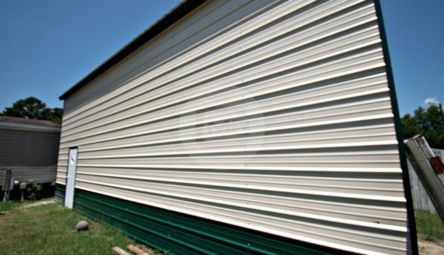 18x36x14 Custom Garage Building